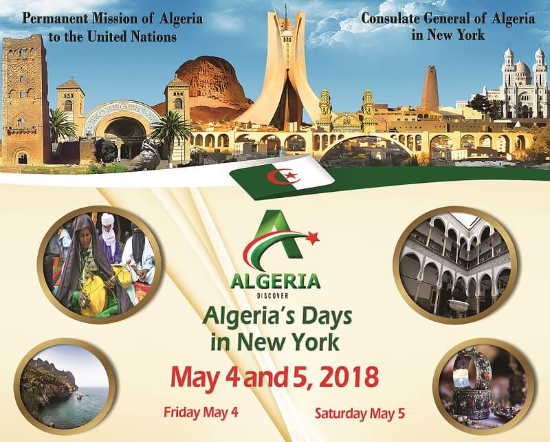 Algerian Days