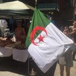 Participation of the Consulate General of Algeria  in New York  to the Arab Street fair in celebration of Algeria's Independence and Youth Day