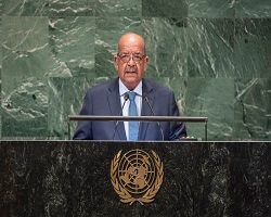 H.E.Mr.Messahel at 73nd session of UN