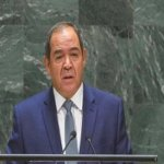 Mr. Boukadoum at the 74th Session of the UNGA