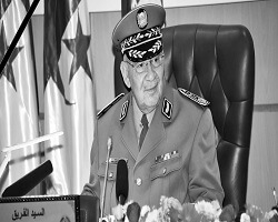 Lieutenant General Ahmed Gaid Salah passes away