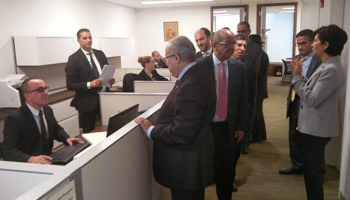 algerian consulate new york INAUGURATION – Consulate General of Algeria