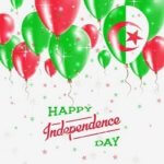 Happy Algeria's Independence and Youth Day , July 5th