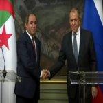 Algeria- Russia: Lavrov commends level of bilateral relations