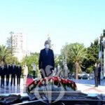 Independence day: President Tebboune pays homage to Revolution martyrs