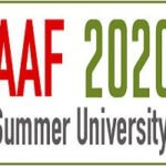 AAF 3rd Edition Summer University 2020