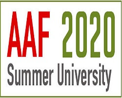 AAF 3rd Edition Summer University 2020