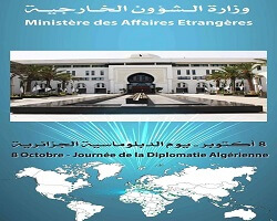 October 8 Algerian Diplomacy Day