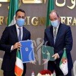 Algeria, Italy ink Memorandum of Understanding on strategic dialogue