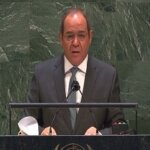 Boukadoum urges UN to declare state of humanitarian emergency in occupied Palestine