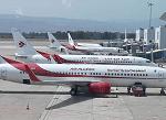 برنامج الرحلات الدولية المنتظمة للجزائر والشركات الأجنبية